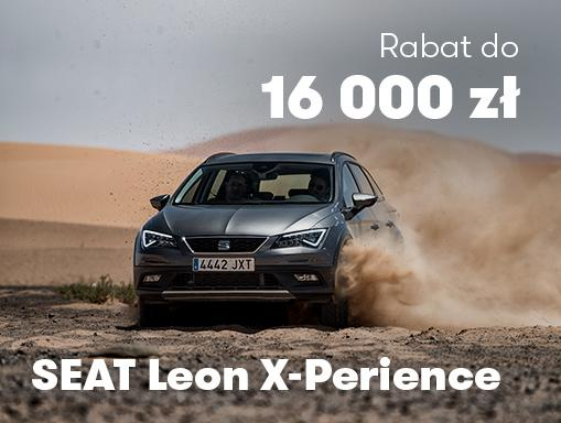 SEAT Leon X- Perience